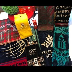 🏌️♂️Lot of Golf Towels ⛳️ Celebrate the Masters